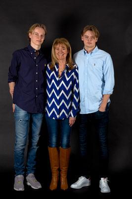Johannsson family