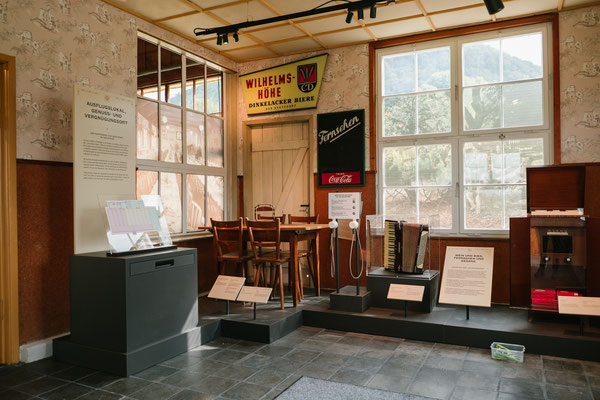Innenausbau, Museumsbau, Objektbau von Wienss Innenausbau aus Welzheim für die Region Stuttgart und weit darüber hinaus... www.wienss-innenausbau.de - Ehemaliges Ausflugslokal Wilhelmshöhe - nun in Beuren