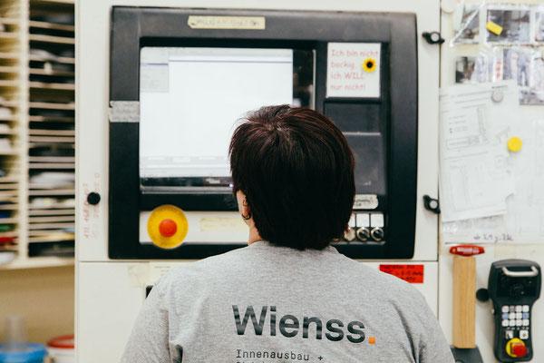 Karriere bei Wienss Innenausbau GmbH - Welzheim, Schreiner / Schreinermeister (m/w) - CNC-Maschine