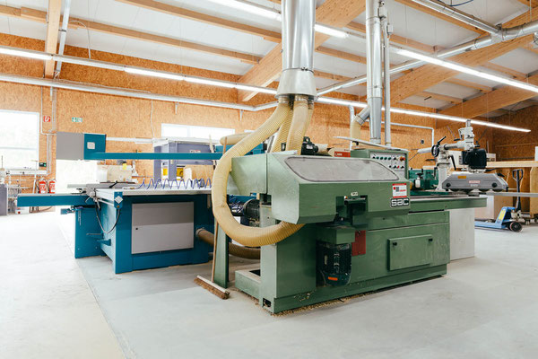 Karriere bei Wienss Innenausbau GmbH - Welzheim, Schreiner / Schreinermeister (m/w) - Plattensäge