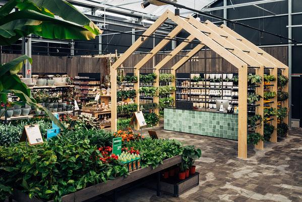 Wienss Innenausbau GmbH - Innenausbau, Objektbau, Museumsbau - hier: Gartenmuseum Lennestadt - www.wienss-innenausbau.de - Ansicht