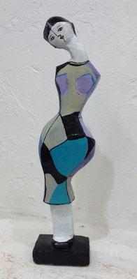 terracotta patina.  sold