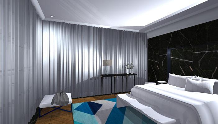 Chambre de nuit