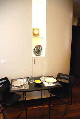 espace dînatoire