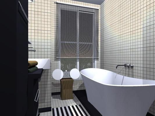 Salle de bain Paris XVIII