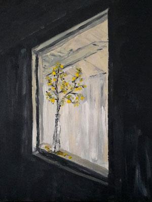 Schilderij (acryl)