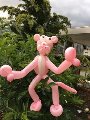 Ballon Pink Panter