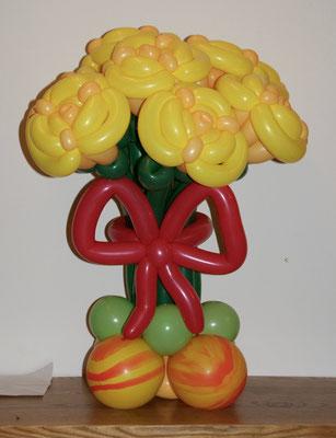 Mr. Balloni.ch, Ballonblumenstrauß, Dekoration, Geschenk, Geburtstag, Überraschung