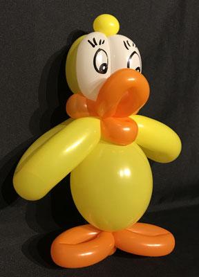 Ballon Ente