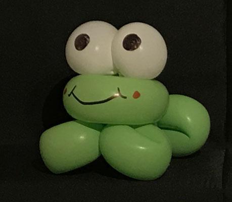 Ballon Frosch