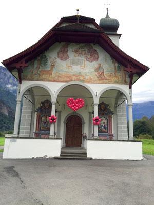 Mr.balloni. ch, Dekoration,  Geschenk, Hochzeit, Präsent,Kirche