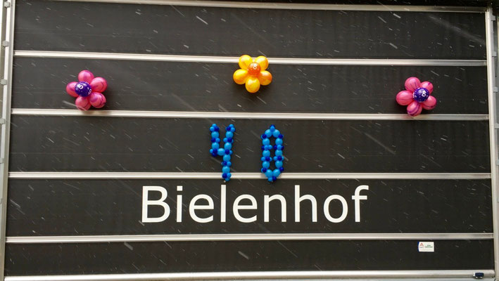 Mr. Balloni.ch,  Geburtstag, Überraschung, Firma