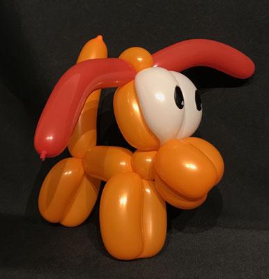 Ballon Hund