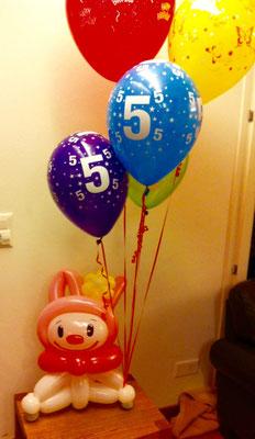 Mr. Balloni.ch, Heliumballon, Helium,Geburtstag, Geschenk, Überraschung, Kinder, Hello Kitty