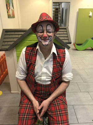 Mr. balloni Ballonkünstler Clown