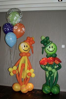 Mr. Balloni.ch,Ballonmann, Helium,Geburtstag, Geschenk, Überraschung, Gutschein