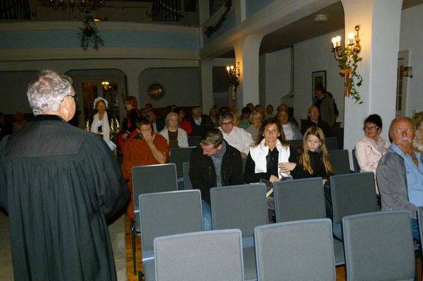 Abschluss in der Lutherkirche