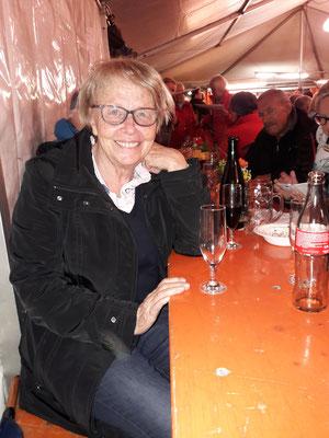 Frau Götz war die erste, die den Kontakt zu Lichtensteinern ermöglichte