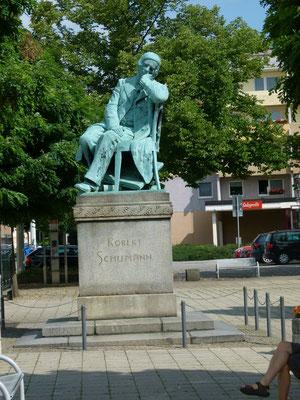 Schumanndenkmal