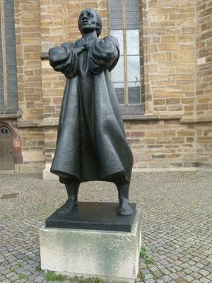 Müntzerdenkmal