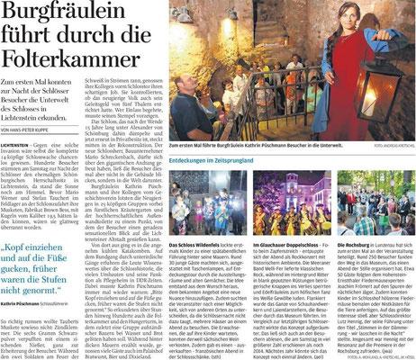 Freie Presse 23.08.2015