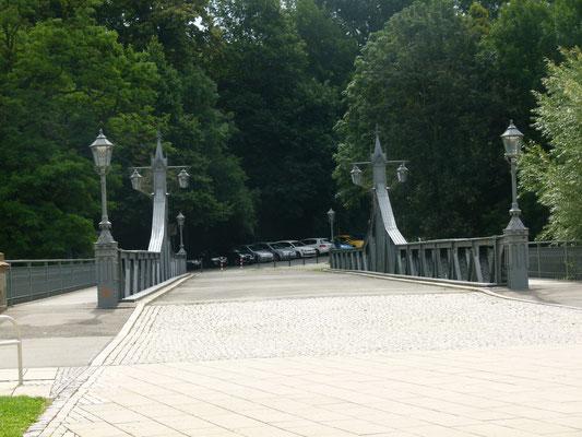 Die Paradiesbrücke