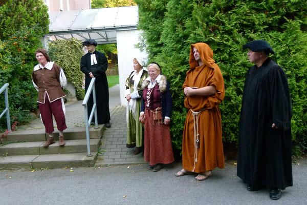 ... und die Verzögerung der Reformation