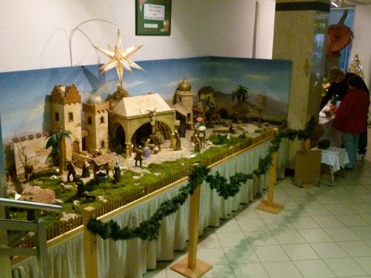 Unser Weihnachtsberg