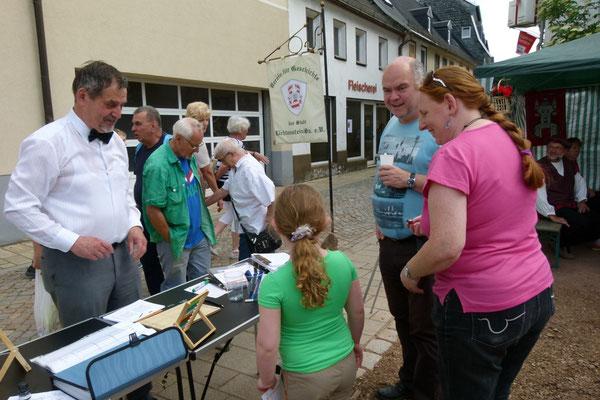 Fächer: Deutsch wie Oma, Mathe wie Adam Ries