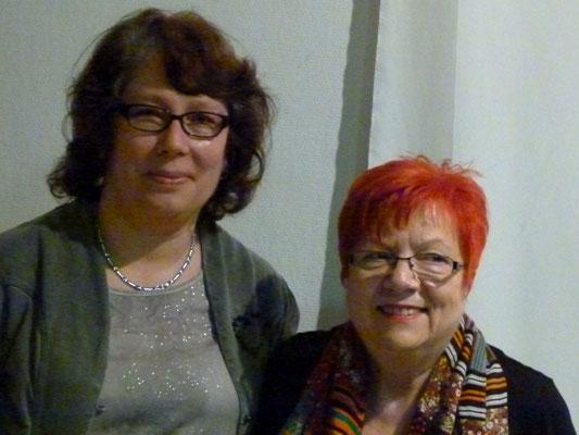 Rosi und Ingrid
