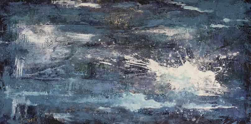 Acrylbild 100 cm x 50 cm