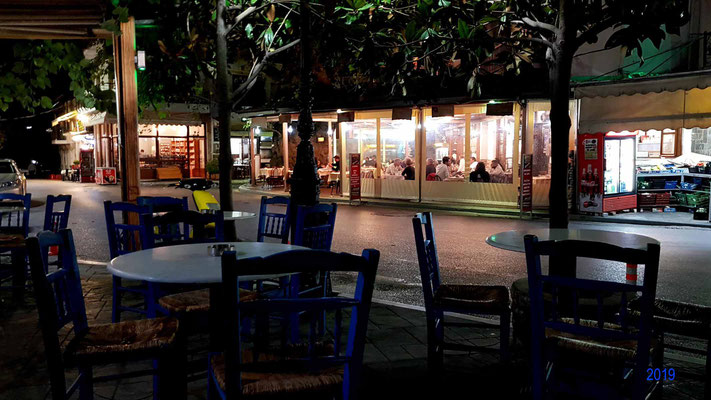 abends in Panagia