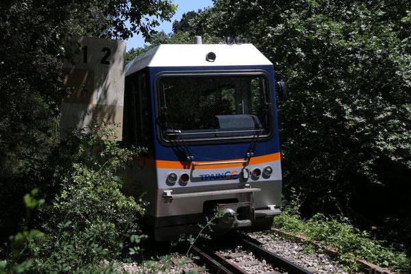 oh, da kommt ein Zug
