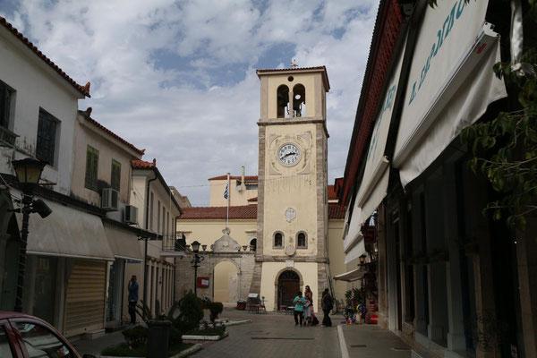 Kirche Agios Haralampos - Ναός Αγίου Χαραλάμπους Πρέβεζας