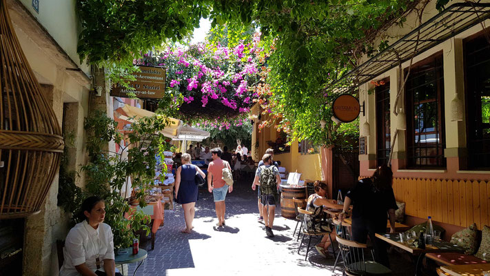Chanias Altstadt