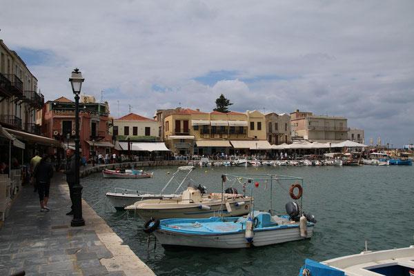 der venezianische Hafen