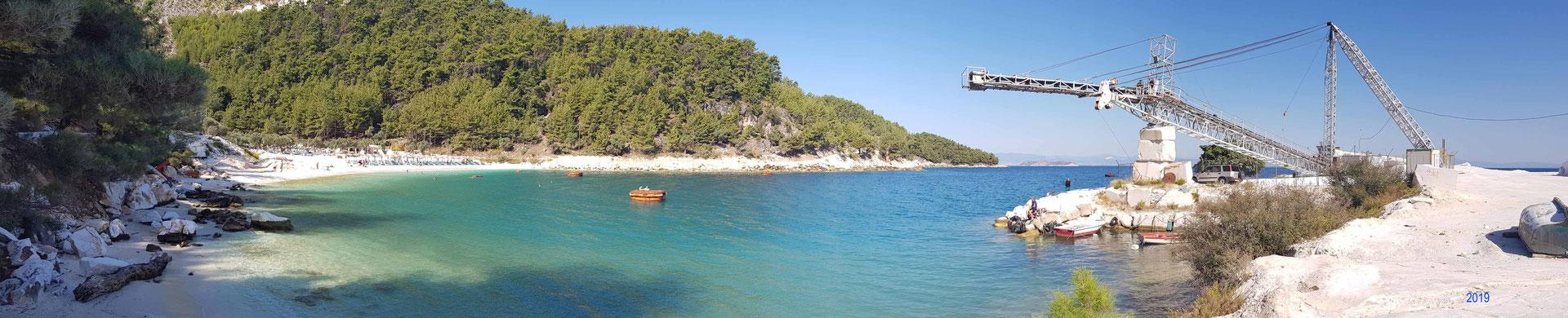 Porto Vathy Beach - Πόρτο Βαθύ