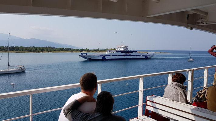 Tagesausflug Kavala