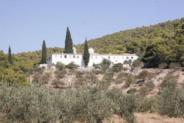 das Kloster Zoodochos Pigi