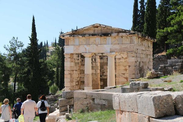 Schatzhaus der Athener