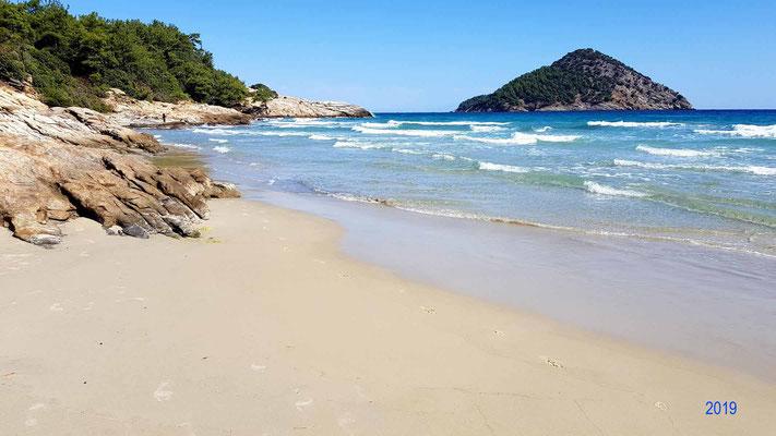 Strand bei Kinira