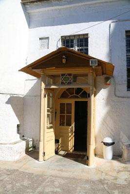 EIngang Synagoge