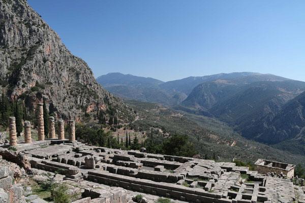 Tempel des Apollon