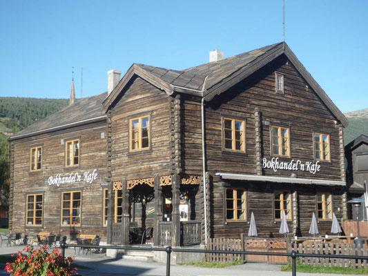 Ein tolles Cafe in Vaga