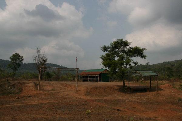 Eine Schule mitten im Dschungel