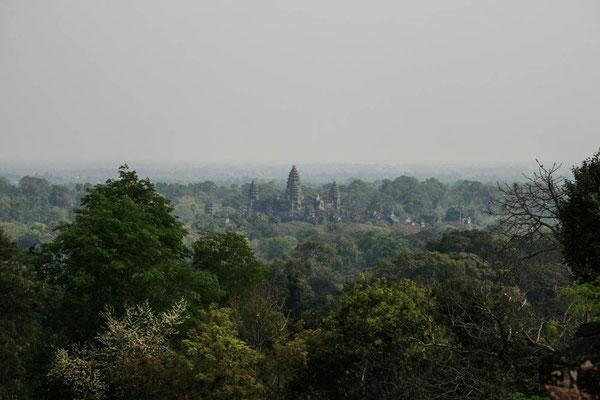 Angkor Wat - unfassbar groß