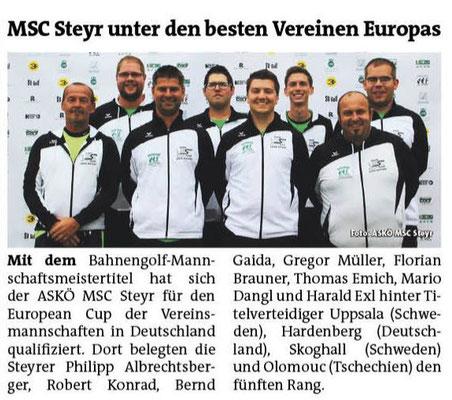 @ Bezirksrundschau Steyr Ausgabe 40