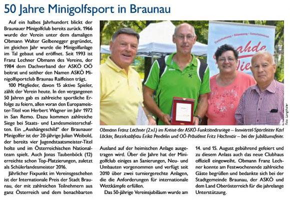 @Braunauer Stadtnachrichten, Ausgabe 173, Sept. 2016