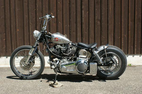 Harley Davidson Shovelhead Chopper FLH 1340