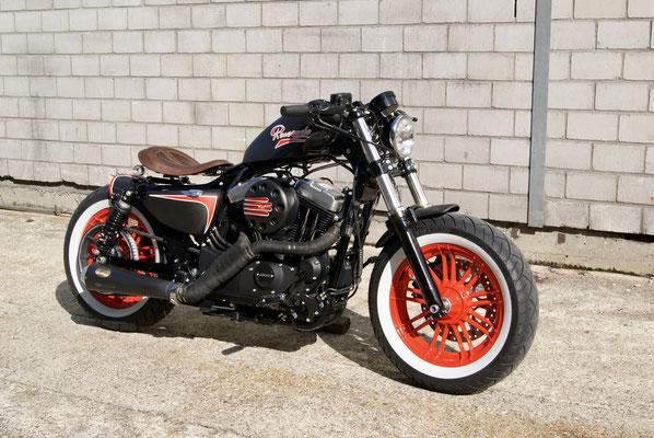 Harley Davidson Sportster Bobber